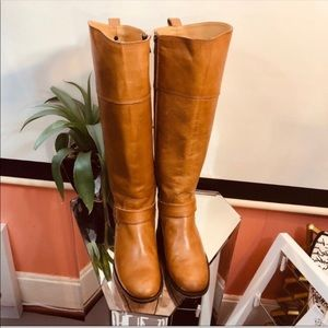 Frye Extended Calf Boots